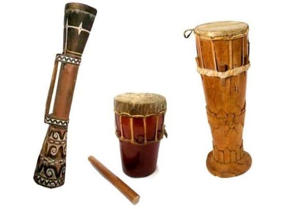 30 Gambar Alat Musik Daerah Tradisional Indonesia Radenwinata Com