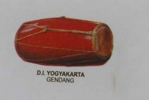 Alat musik Gendang (Yogyakarta)