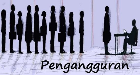 Faktor Penyebab Terjadinya Pengangguran di Indonesia